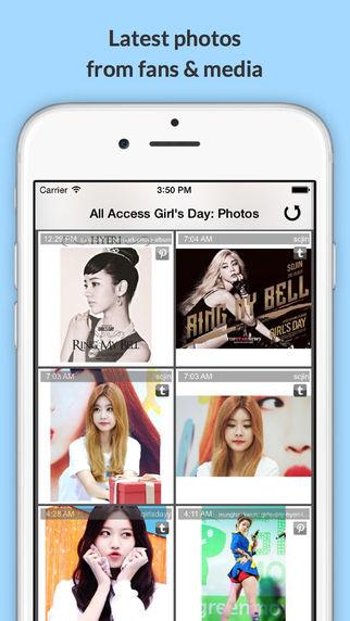 All Access: Girl's Day Edition - Music Videos Social Photos More