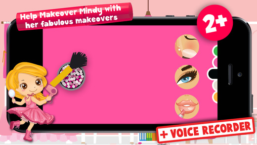 Free Kids Puzzle Teach me dress up and makeover for girls and princesses- Learn about dresses earrin
