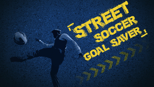 Street Soccer Goal Saver - best virtual football game