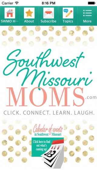 SW Missouri Moms