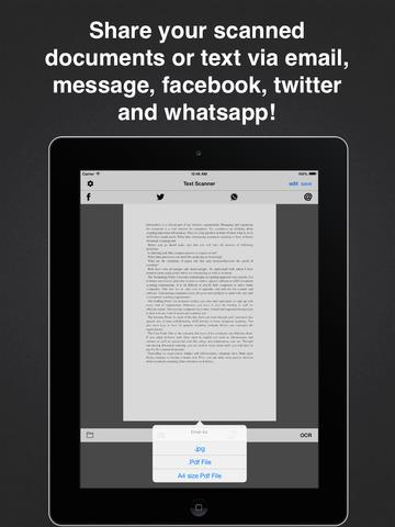 Text Scanner-Ocr Screenshots