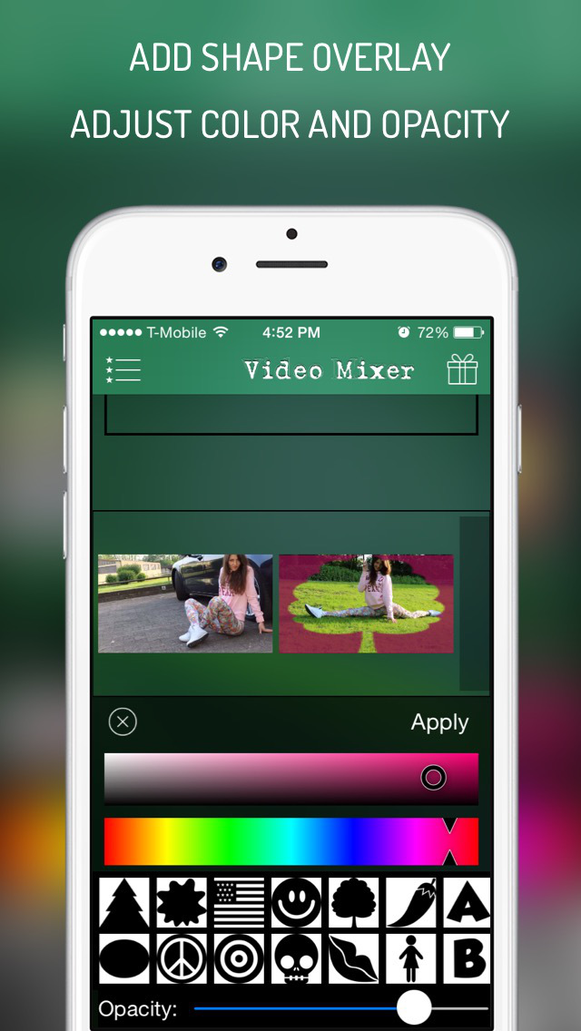 how to add music to a video on iphone 5