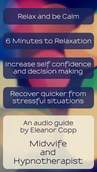 The Relaxed Midwife -A Meditation Aid to Pause Rest and Recharge