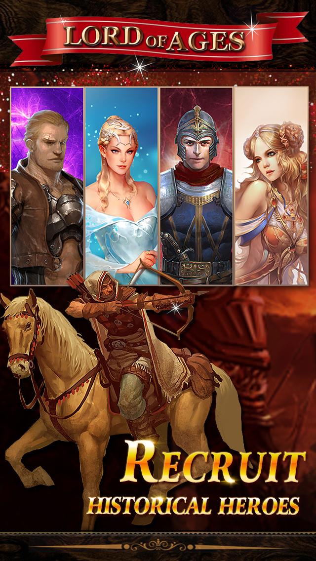 War of Ages Screenshot