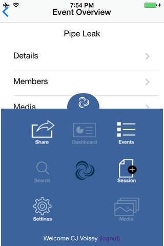 vMobile Collaborator Pro screenshot 4