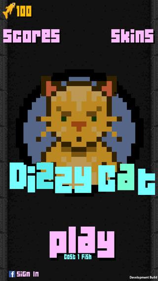 Dizzy Cat
