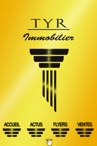TYR Immobilier screenshot 1