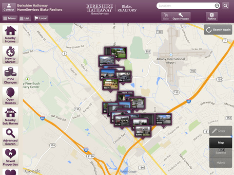 BHHS Blake Mobile Real Estate for iPad