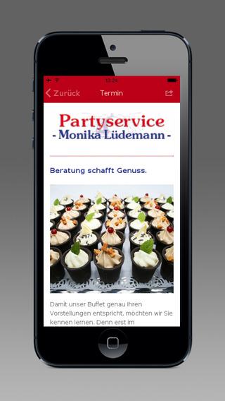 Partyservice Monika Lüdemann
