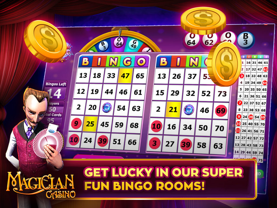 best casino slots bingo & poker