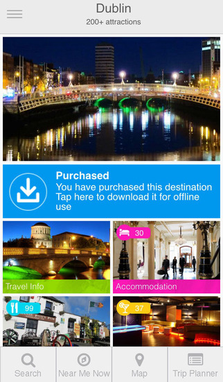 My Destination Dublin Guide