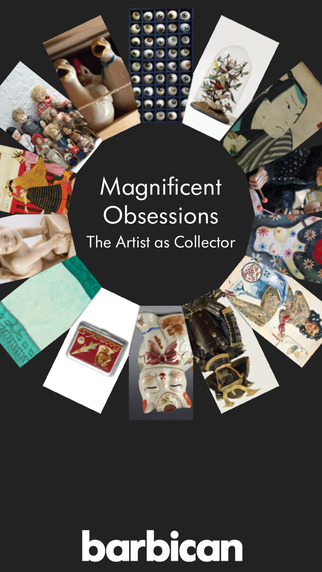 Magnificent Obsessions: the artist as collector