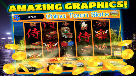 China Town Mega Fortune Casino Jackpot Slots - Wor