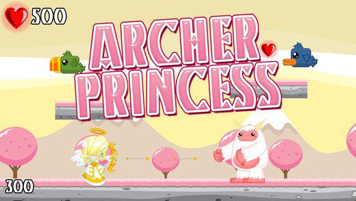 Archer Princess – A Knight's Legend of Elves Orcs and Monsters
