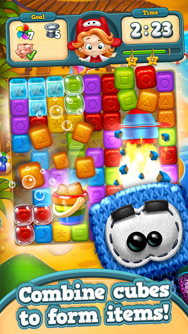 Toy Blast App Free : Toy blast by peak games pop the cubes solve puzzles