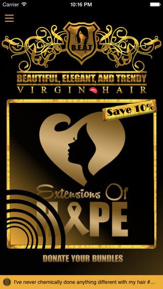 Beat Virgin Hair