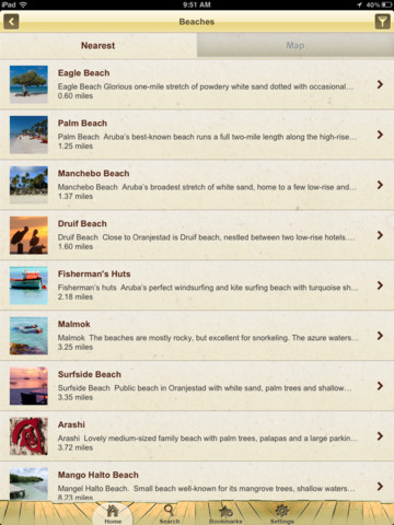 Deals aruba app