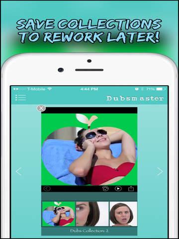 玩免費攝影APP 下載Dubsmaster Free - Merge your Dubsmash video clips to make collections! app不用錢 硬是要APP