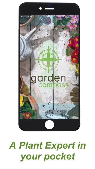 【免費生活App】GardenCompass - plant identifier and garden advice-APP點子
