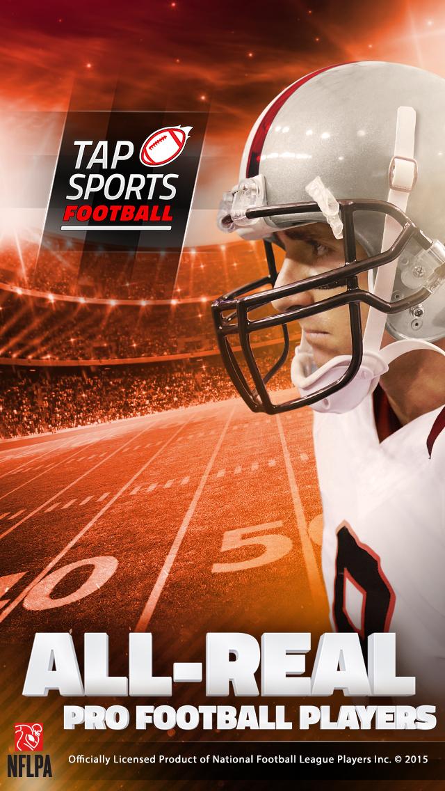 Tap Sports Football  Screenshot