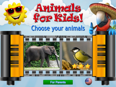 Kids learn about Animals (Full version)