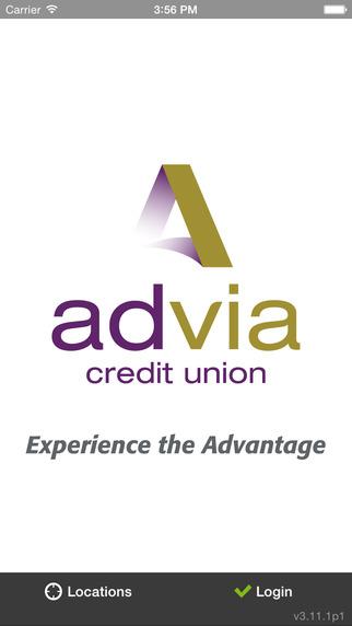Advia Credit Union Mobile Banking