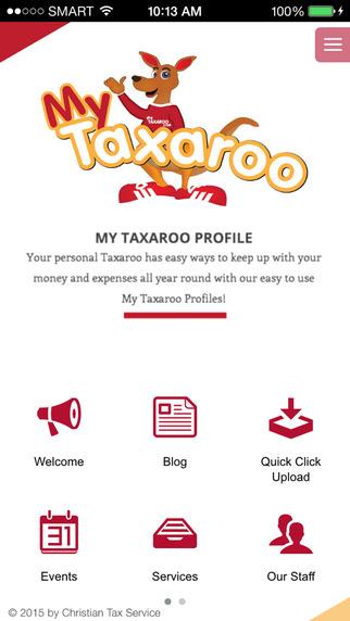My Taxaroo