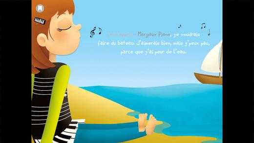 Les aventures de Margaux Piano
