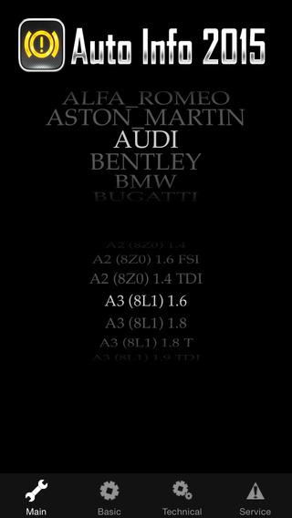 Auto Info 2015 English