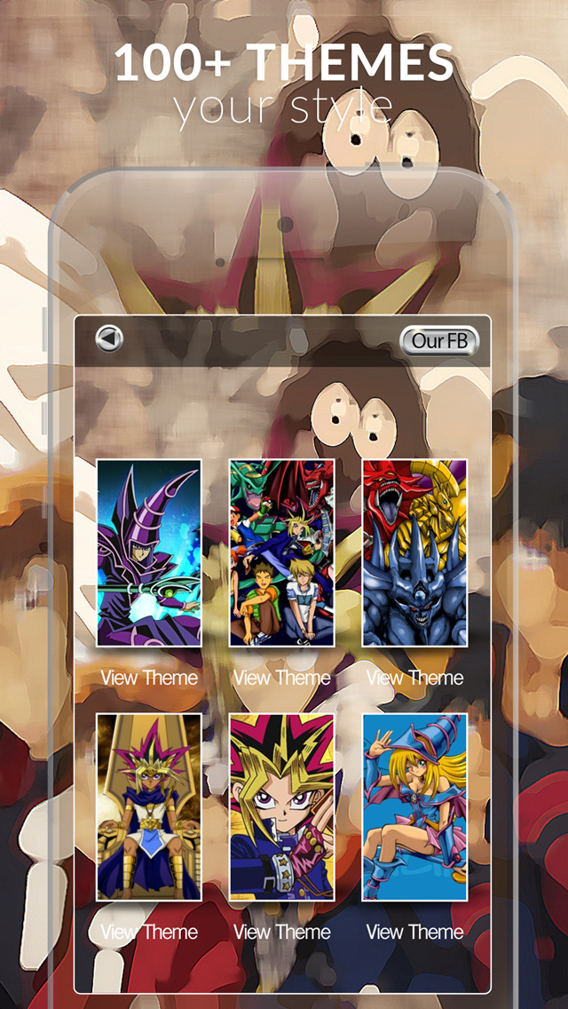 Manga & Anime Gallery - HD Wallpapers Themes and Backgrounds in Yugioh Collection Style