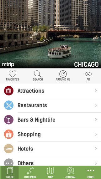 Chicago Travel Guide with Offline Maps - mTrip