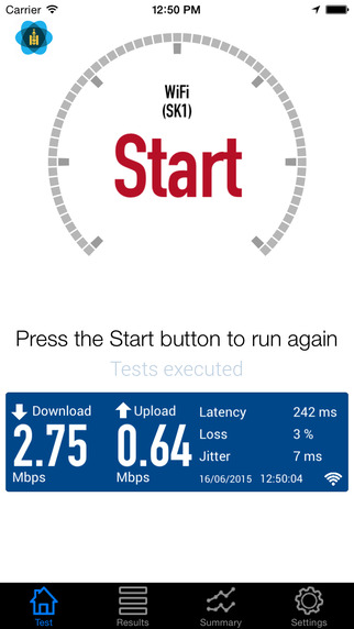 Mongolia Speed Test