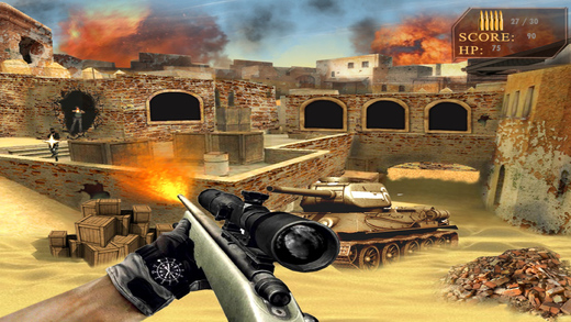 Army Strike Force 17+ - Elite Sniper Shooter Commando 2