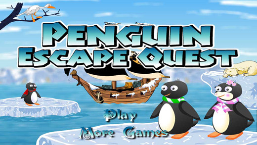 Penguin Escape Quest