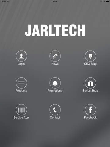 Jarltech for iPad