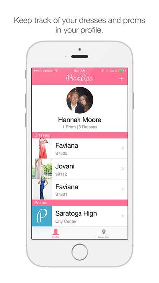 Prom App