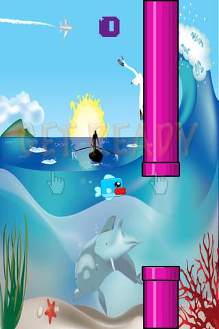 Snappy Fish screen