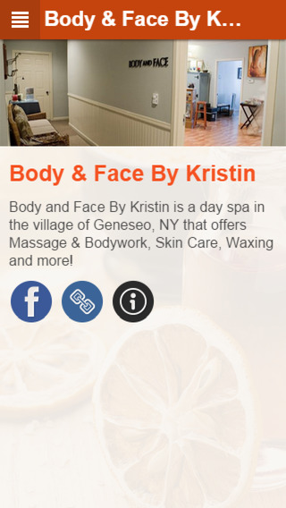 Body Face By Kristin