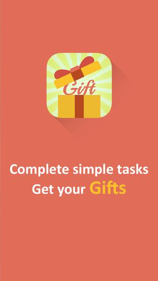 Reward Gift- Get various of free gifts and rewards through simple tasks