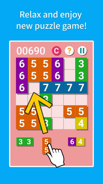 PutNumber - Relaxing puzzle game hack tool Coins