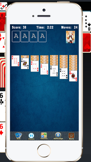 Solitaire Deluxe Free`