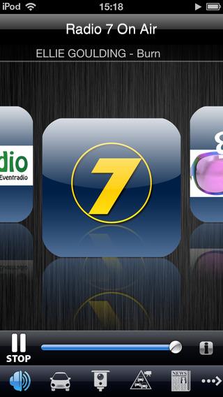 Radio 7 BW