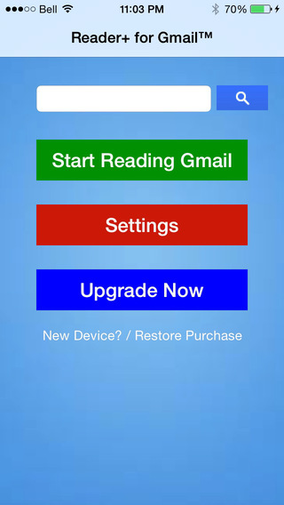Reader+ for Gmail™