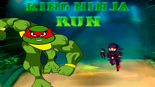 King Ninja Run
