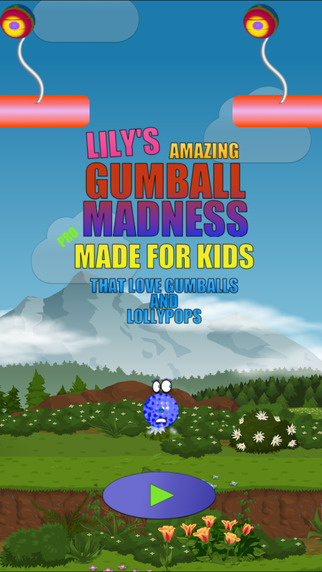 Lily's Amazing Gumball Madness - Made for Kids Pro