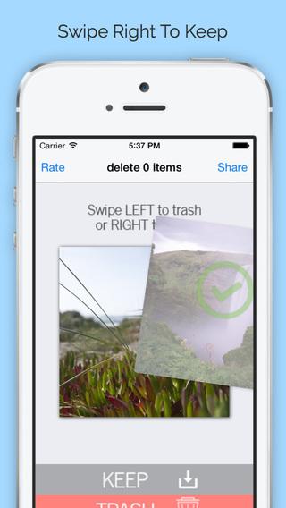 Eraser - Delete Photos Fast