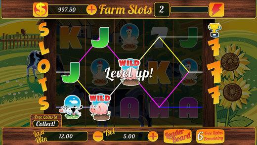 AAA Ace Slots Farm Slots FREE Slots Game