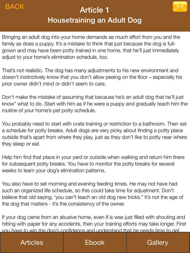 how to potty train your dog with a crate