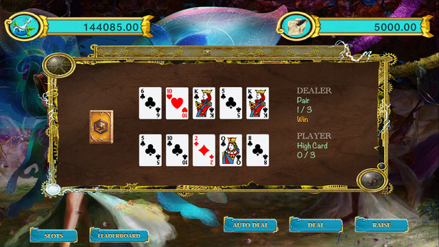 Jungle Poker and Slot Machine FREE