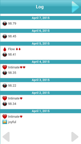 Ladytimer Period Tracker Ovulation Calendar